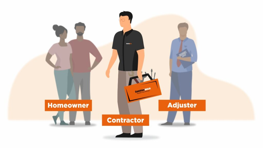 The contractor is the one that gets things done.
